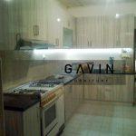 desain lemari dapur bentuk L