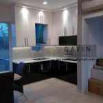 lemari dapur finishing duco glossy