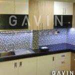 model lemari dapur minimalis modern