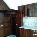 pembuatan lemari dapur custom