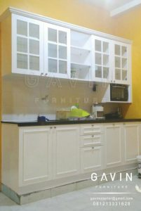 model lemari dapur terbaru gavin furniture