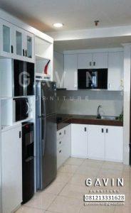 lemari dapur minimalis terbaru dan modern 2017