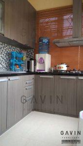 lemari dapur murah jakarta model minimalis