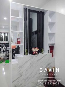 design partisi minimalis modern by gavin