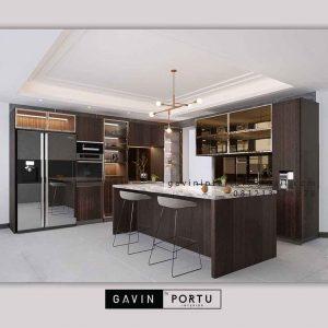 Ide Buat Kitchen Set Desain Paling Favorit 2020 ID4487P