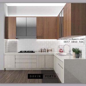 Kitchen Set Minimalis Custom Untuk Dapur Lebih Cantik ID4896P