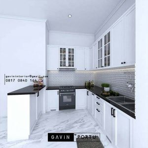 Design Kitchen Set Terbaik 2021 ID4901PT