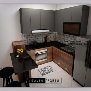 Design Kitchen Set Terbaru 2021 ID4975PT