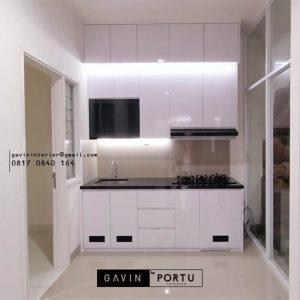 Kitchen Set Larangan Utara Tangerang Cluster Kiara Payung Id4861P